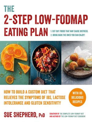 cover image of The 2-Step Low-FODMAP Eating Plan