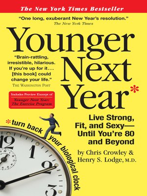 cover image of Younger Next Year