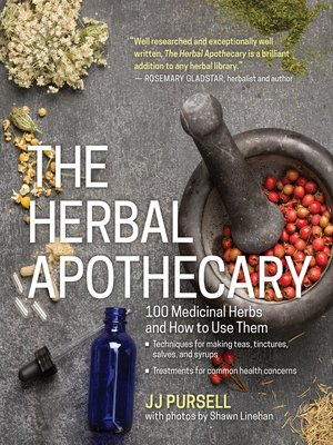 cover image of The Herbal Apothecary