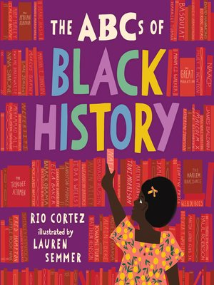 cover image of The ABCs of Black History