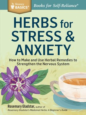 cover image of Herbs for Stress & Anxiety