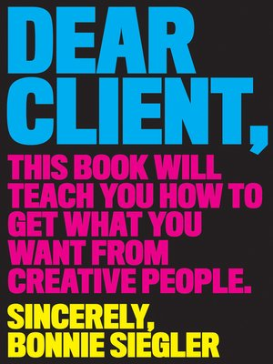cover image of Dear Client
