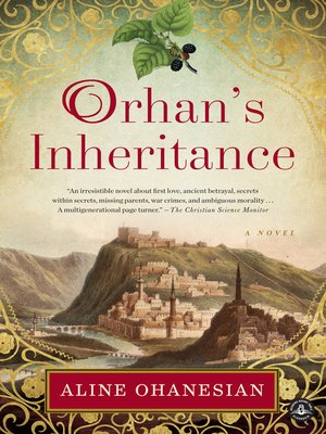 cover image of Orhan's Inheritance