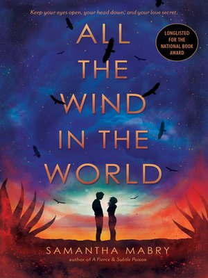 cover image of All the Wind in the World