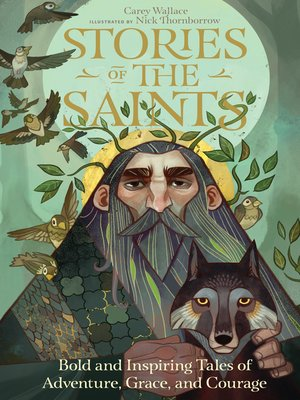 cover image of Stories of the Saints