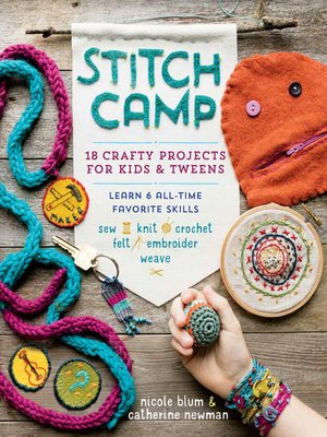 cover image of Stitch Camp