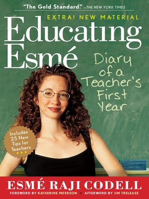 cover image of Educating Esmé