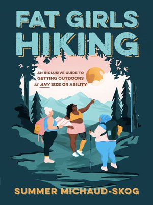 cover image of Fat Girls Hiking