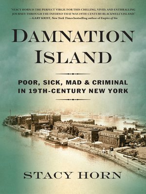 cover image of Damnation Island
