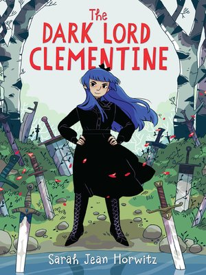 cover image of The Dark Lord Clementine