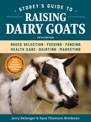 cover image of Storey's Guide to Raising Dairy Goats