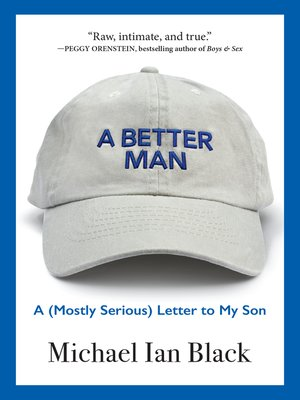cover image of A Better Man
