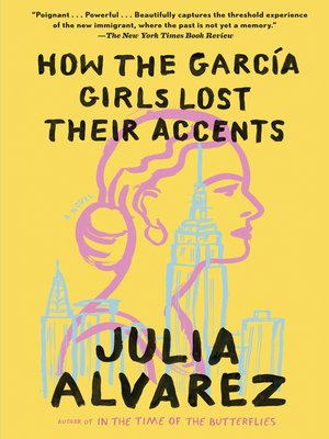 cover image of How the Garcia Girls Lost Their Accents