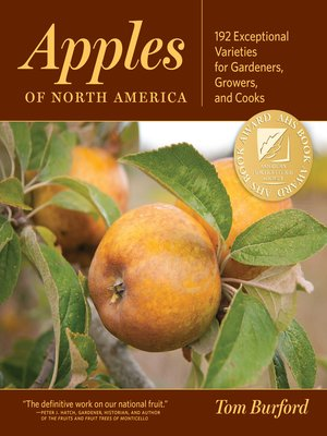 cover image of Apples of North America