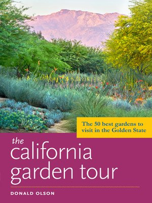 cover image of The California Garden Tour