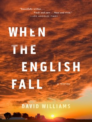 cover image of When the English Fall