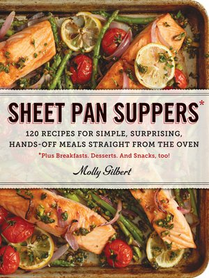cover image of Sheet Pan Suppers