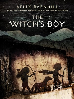 cover image of The Witch's Boy