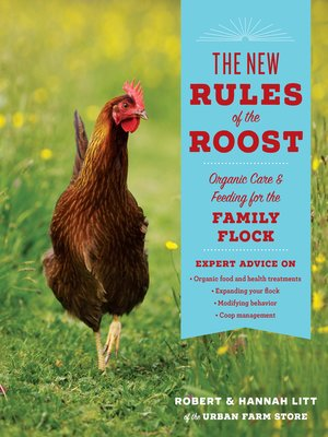cover image of The New Rules of the Roost