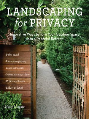 cover image of Landscaping for Privacy