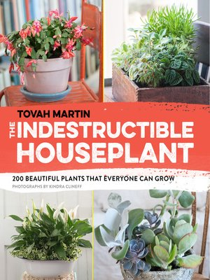 cover image of The Indestructible Houseplant