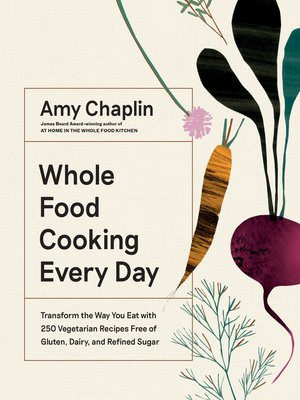 cover image of Whole Food Cooking Every Day