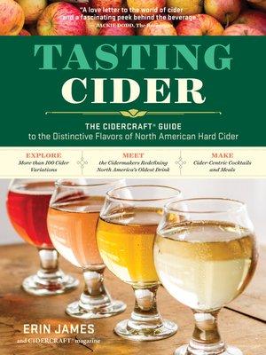 cover image of Tasting Cider