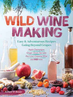 cover image of Wild Winemaking