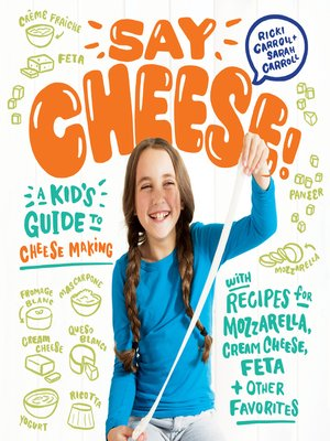 cover image of Say Cheese!