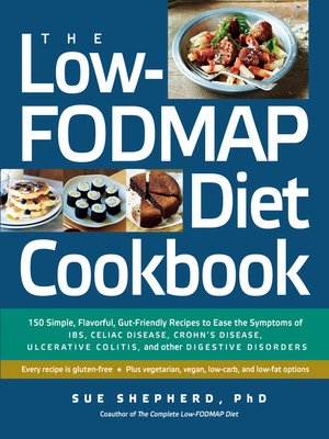 cover image of The Low-FODMAP Diet Cookbook