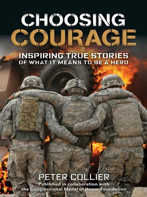 cover image of Choosing Courage