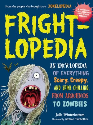 cover image of Frightlopedia