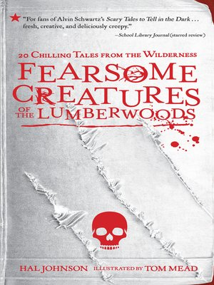 cover image of Fearsome Creatures of the Lumberwoods