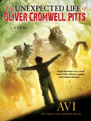 cover image of The Unexpected Life of Oliver Cromwell Pitts