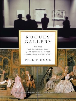 cover image of Rogues' Gallery