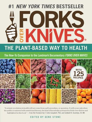cover image of Forks Over Knives