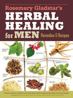 cover image of Rosemary Gladstar's Herbal Medicine for Men