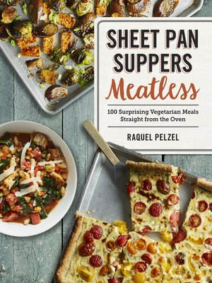 cover image of Sheet Pan Suppers Meatless
