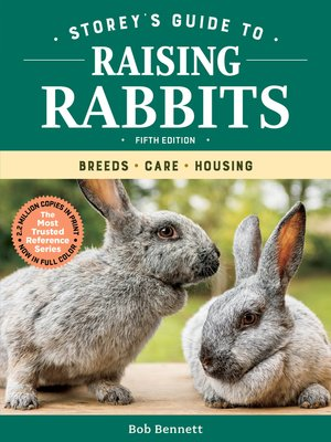 cover image of Storey's Guide to Raising Rabbits