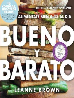 cover image of Bueno y Barato