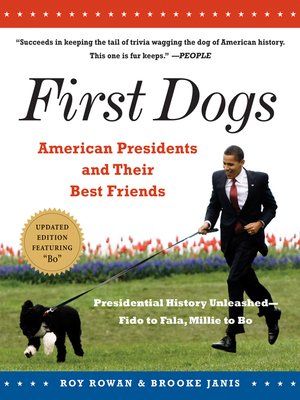 cover image of First Dogs