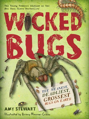 cover image of Wicked Bugs (Young Readers Edition)