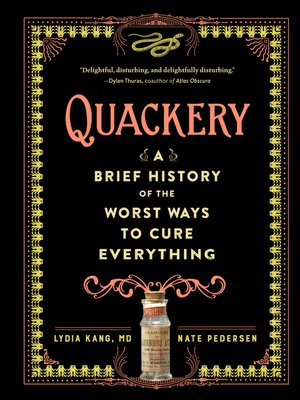 cover image of Quackery
