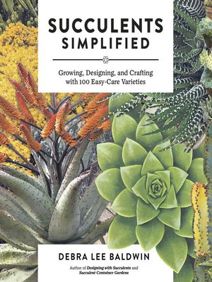cover image of Succulents Simplified