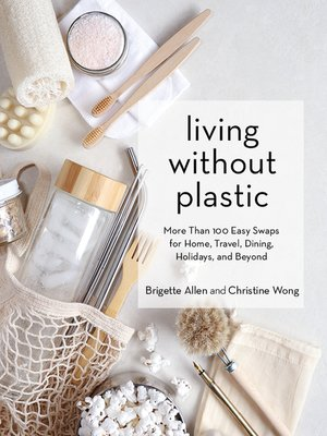 cover image of Living Without Plastic