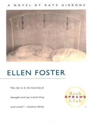 ellen foster book report