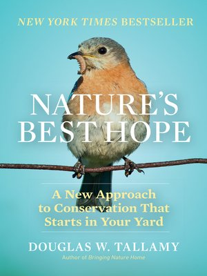 cover image of Nature's Best Hope