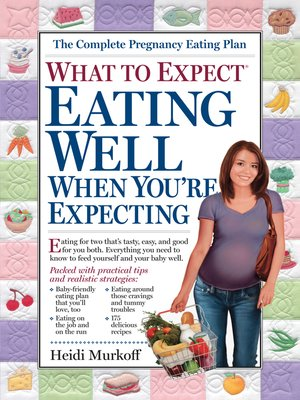 cover image of What to Expect: Eating Well When You're Expecting