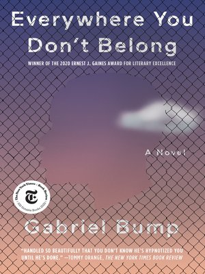 cover image of Everywhere You Don't Belong