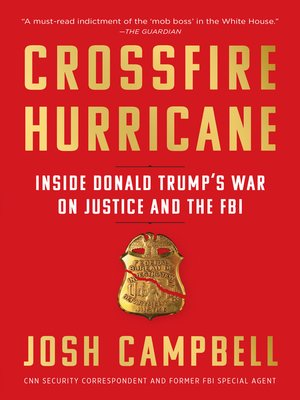 cover image of Crossfire Hurricane